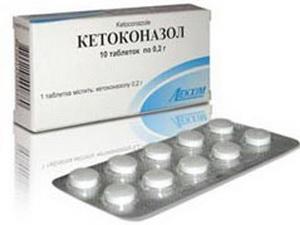 Кетоконазол инструкция