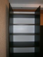 Собранная секция шкафа купе