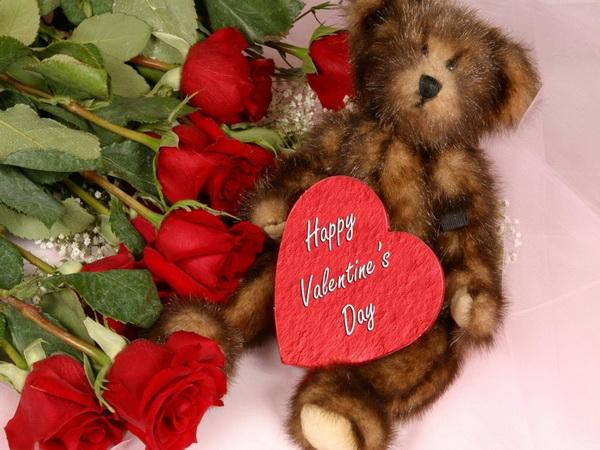 Поздравить с праздником Влюбленных